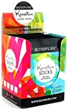 NEW Keratin Socks All-In-One Foot Treatment - 12 pk