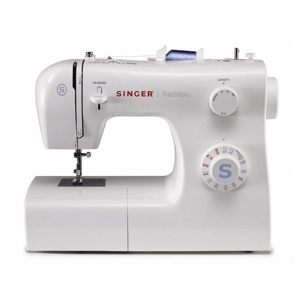 Singer 2259 Tradition - Máquina de coser mecánica, 19 puntadas, 120 V, color