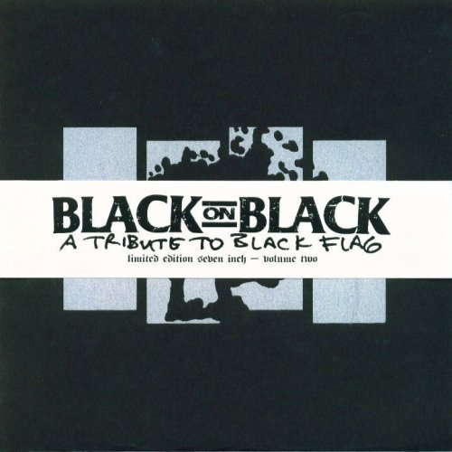 Black On Black: A Tribute To Black Flag - Volume 2 [7inch] Planes Mistaken For Stars (Vinyl, 2001, Initial)