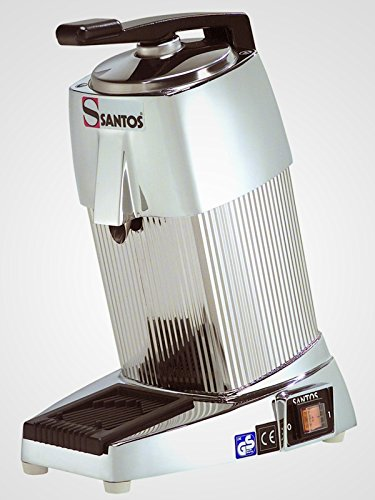 Santos N10 Lever Style Citrus Juicer with CHROME Upper for sale  Delivered anywhere in USA