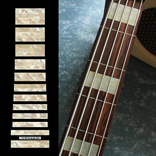 5 String Bass Fretboard - 3