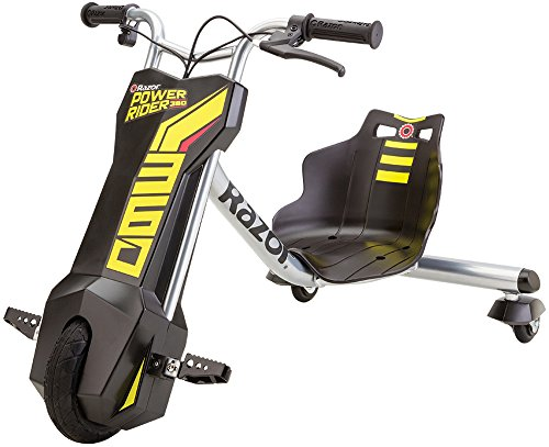 - Razor Power Rider 360 Electric Tricycle