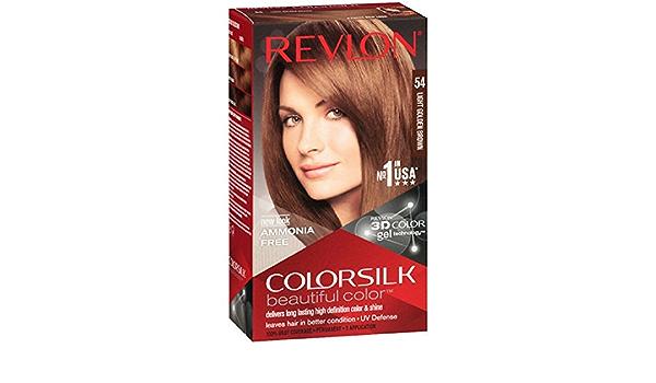 Revlon T/PS/A Colorsilk 54 Cast Cl Dorado 3 Unidades 100 ml