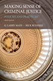 img - for Making Sense of Criminal Justice: Policies and Practices book / textbook / text book