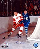 Autographed Howe Photograph - Authentic 8x10 - PSA/DNA Certified - Autographed NHL Photos