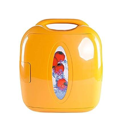 YIWANGO 8L Portátil Refrigerador Fría Caliente Doble Función ...
