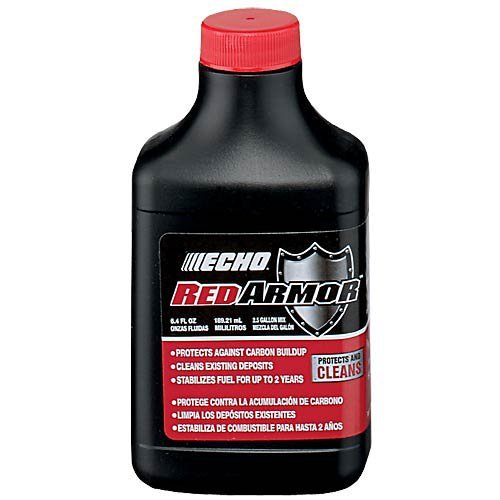 Echo Red Armour 2-Cycle Engine Oil - 6.4 Fluid Ounces, 6 Pack