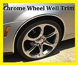 Jaguar Chrome Wheel Well Fender Trim Molding All Models D.I.Y. Kit