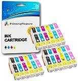 18 (3 SETS) Compatible 24XL Ink Cartridges for Epson Expression Photo XP-55 XP-750 XP-760 XP-850 XP-860 XP-950 - Black/Cyan/Magenta/Yellow/Light Cyan/Light Magenta, High Capacity