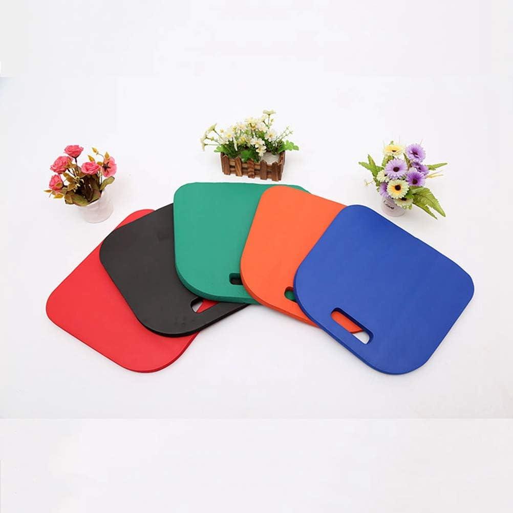 LIOOBO 1PC Garden Kneeling Pads Foam Floor Knee Mat Protezione del Ginocchio Kneeler per Giardinaggio Preghiera ed Esercizio Pulizia Colore Casuale Bagnetto