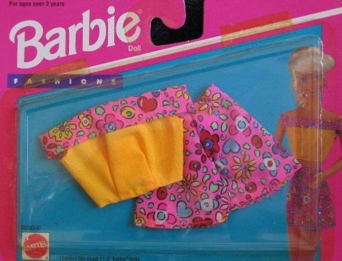Barbie Fashions My Fashion Wish List - Shorts & Top (1995 Arcotoys, Mattel)