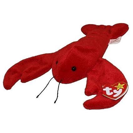 3fb7718e53c Amazon.com  Ty Beanie Baby - Pinchers (Original 9 BBOC)  Toys   Games
