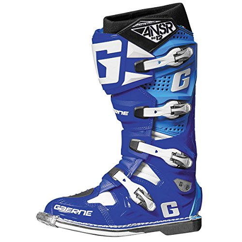 Gaerne Answer Racing SG-12 Boots - 2016 - - Shin Sg Guard
