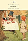 img - for Alice in Wonderland - Pictured by Mabel Lucie Attwell book / textbook / text book