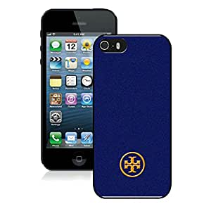 Unique And Luxurious Designed For iPhone 5S Cover Case With Tory Burch 69 Black Phone Case