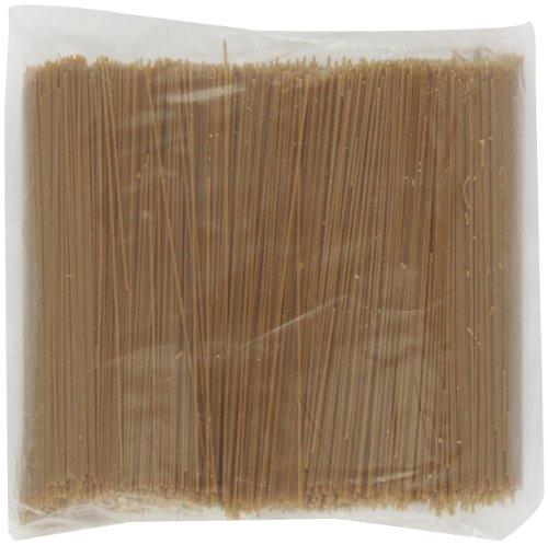 bionaturae Organic Whole Wheat Spaghetti, Bulk, 11 Pound Bags (Organic Whole Wheat Spaghetti)