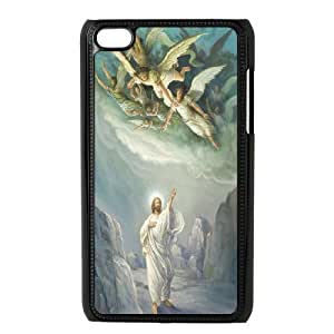 Angel Wings Galaxy Space Universe Snap On Hard Case Cover Protector FOR IPod Touch 4th SBKP897975