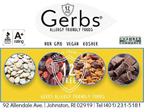 GERBS White Quinoa Grain, 4 LBS - Top 12 Food Allergy Free & NON GMO by Vegan & Kosher – Packaged on Dedicated Equipment in USA by GERBS (Image #4)
