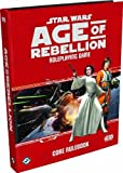Fantasy Flight Games Star Wars: Age of Rebellion RPG - Core Rulebook