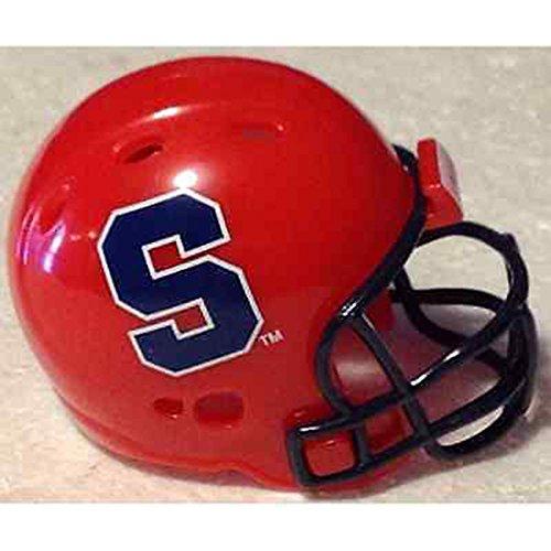 Riddell NCAA Syracuse Orange Helmet Pocket Pro, One Size, Team Color