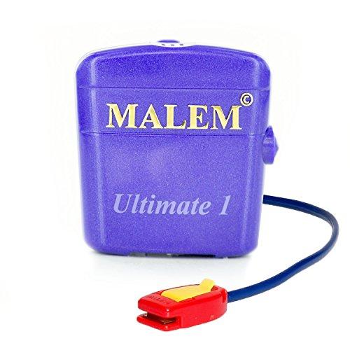 Malem Ultimate Wearable Enuresis Alarm - Purple 1 Tone