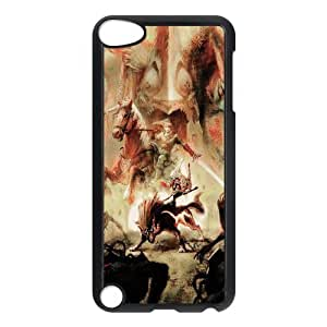 Beautiful Designed With twilight princess Theme Phone Shell For iPod Touch 4