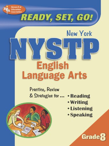 NY 8th Grade English Language Arts (New York State Elementary Test Prep)