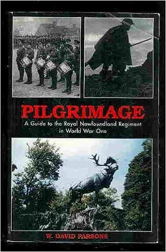Meilleur service de téléchargement de livres audio Pilgrimage: A guide to the Royal Newfoundland Regiment in World War One PDF