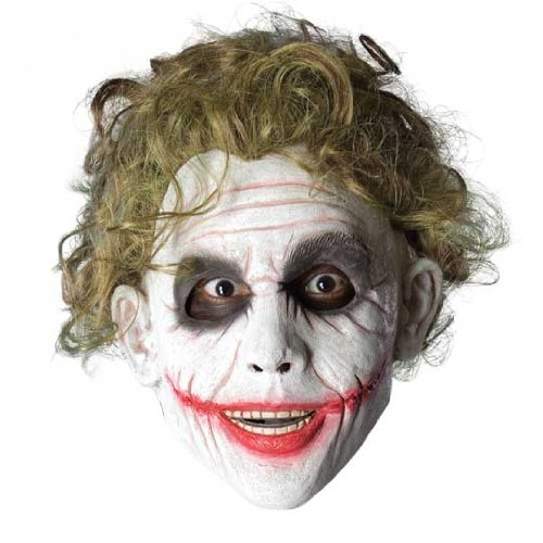 Batman The Dark Knight Joker Wig, Blonde, One Size