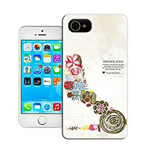 Unique Phone Case Fresh flower vine corner Hard Cover for 4.7 inches iPhone 6 cases-buythecase by lolosakes