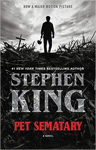 Amazon Fr Pet Sematary A Novel Stephen King Livres
