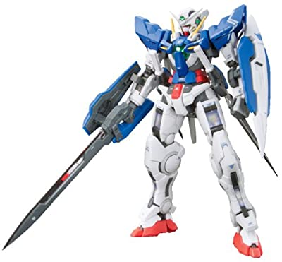 Bandai Hobby #15 RG Gundam Exia Model Kit (1/144 Scale)