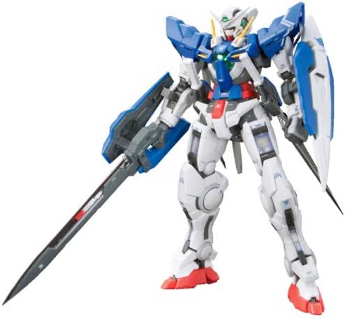 Bandai Hobby #15 RG Gundam Exia Model Kit (1/144 Scale)
