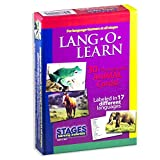 Stages Learning Lang-O-Learn Esl Animals Vocabulary Photo Picture Flashcards