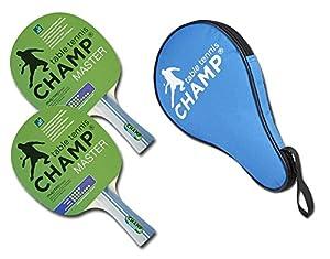 Tischtennis Schläger Set Champ Master