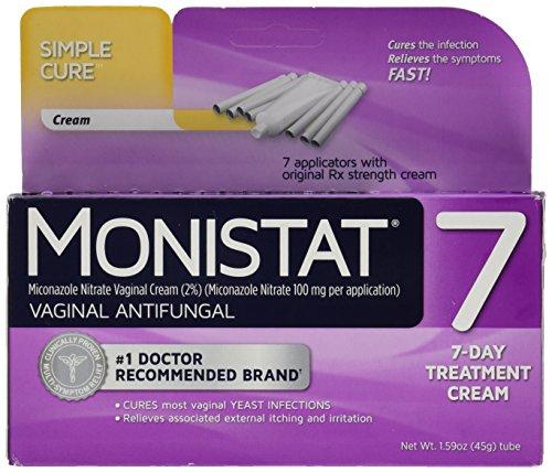 Monistat Antifungal Disposable Applicators 1 59 Ounce