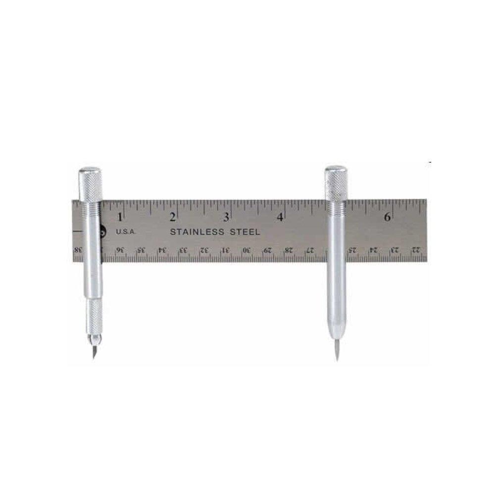 70036 Yardstick Compass-Lead & Pin Post
