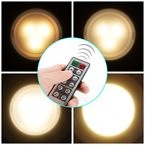 Top 10 Best Wireless Remote Control Led Puck Lights Reviews 2018 2019 On Flipboard