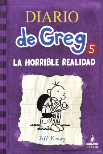 La Horrible Realidad (The Ugly Truth) (Turtleback School & Library Binding Edition) (Diary of a Wimpy Kid) (Spanish