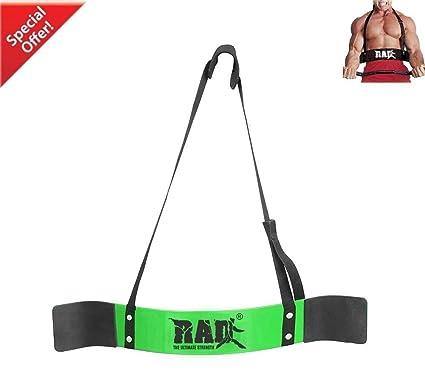 Aislador de bíceps de RAD, ideal para levantamiento de peso y entrenamiento de