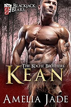 Blackjack Bears: Kean (Koche Brothers Book 2) by [Jade, Amelia]