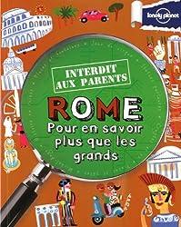 ROME INTERDIT AUX PARENTS