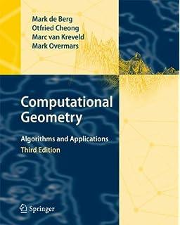 COMP 290-72: COMPUTATIONAL GEOMETRY AND APPLICATIONS
