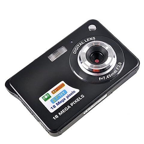 KINGEAR KG002 2.7 inch TFT LCD HD Mini Digital Camera (Digital Cameras)
