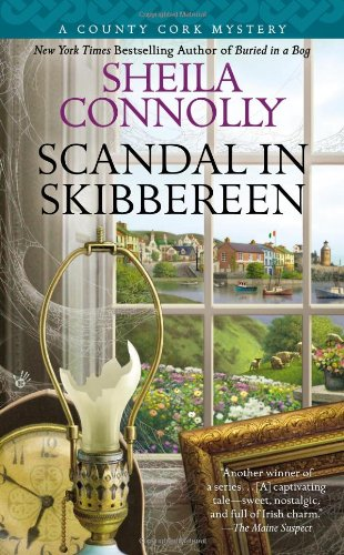 book cover of Scandal in Skibbereen