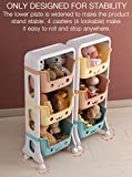 WillingHeart Kids Toy Storage Organizer 3-Tier