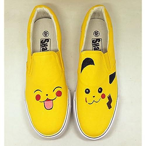Custom Pokemon Pikachu Anime Design