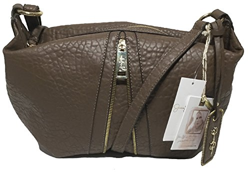 Womens Jessica Astor Crossbody Taupe Simpson 5qwHf8