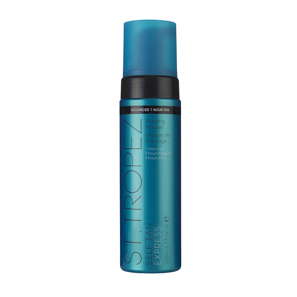 St.Tropez Self Tan Express Bronzing Mousse 200ml Cussons NLA117376