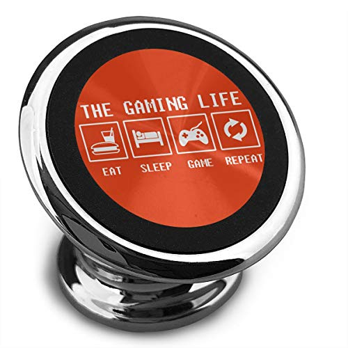 Magnetic Car Phone Game Life Mobile Bracket 360 Degree Rotation from - Reedy Single Cell